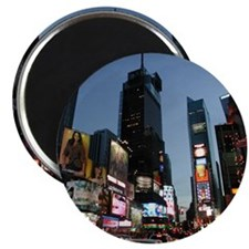 """New York Times Square 2.25"""" Magnet (100 pack)"""