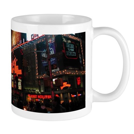 New York Times Square Mug