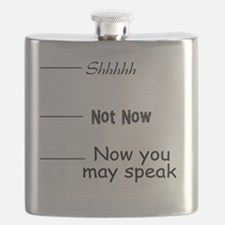 funny, not now Flask