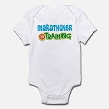 Marathoner In Training Onesie