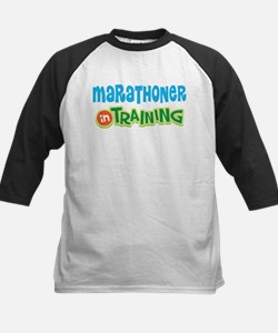 Marathoner In Training Tee