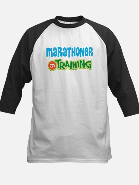 Marathoner In Training Tee