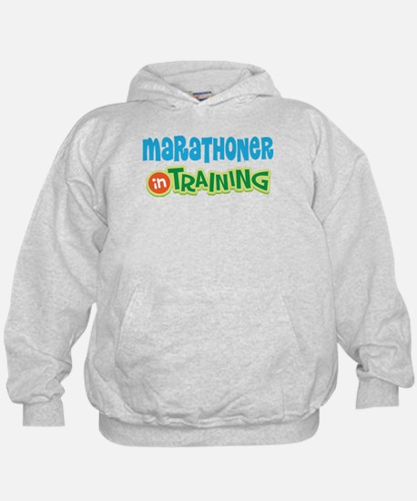 Marathoner In Training Hoody