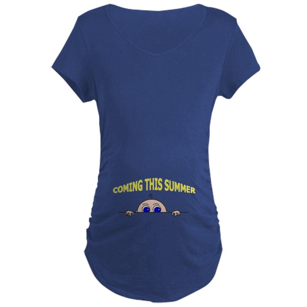 Coming This Summer Maternity Shirt