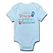 Future Marathoner Infant Bodysuit
