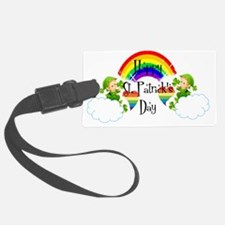 Happy St. Patrick's Day Luggage Tag