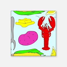 Lobster Dinner Sticker