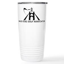 Logo with name Travel Mug