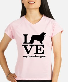 Unique Leonbergers Performance Dry T-Shirt