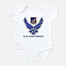 US Pacific Air Force Infant Bodysuit