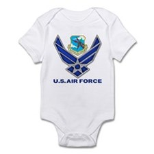 USAF SAC Infant Bodysuit