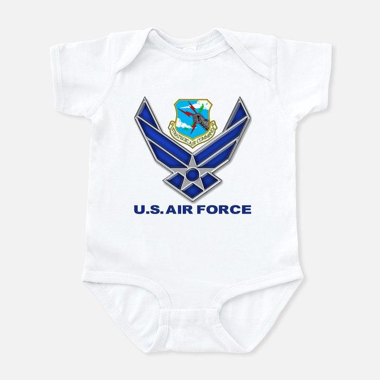 USAF SAC Infant Bodysuit