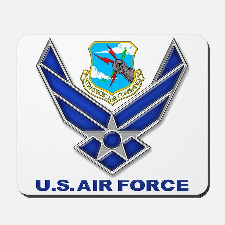 USAF SAC Mousepad