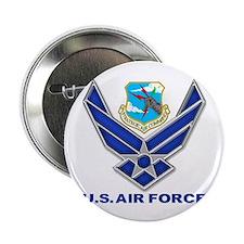 """USAF SAC 2.25"""" Button"""