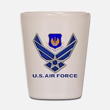 USAF Europe Shot Glass