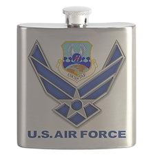 CENTAF USAF Flask
