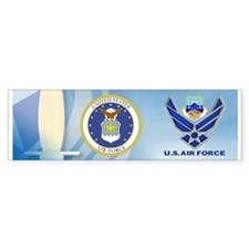 CENTAF USAF Bumper Sticker