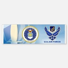 Pacific Air Force Special Bumper Bumper Sticker