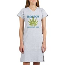 Rocky Mountain High Women's Nightshirt