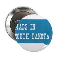 "South Dakota 2.25"" Button"