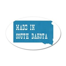 South Dakota Wall Decal