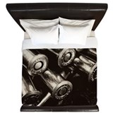 Ammo King Duvet Covers