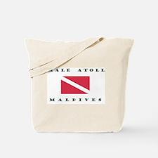 Male Atoll Maldives Dive Tote Bag