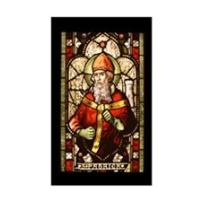 Stained Patrick II Decal