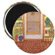 Girdners City Garden Magnet
