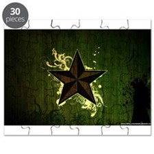 The Creative Arts Awards: The Green Star Puzzle