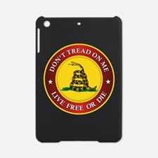 DTOM Gadsden Flag (logo) iPad Mini Case