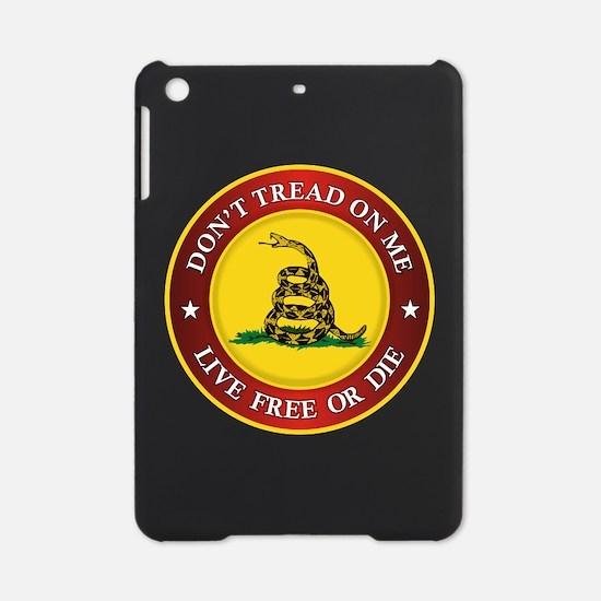 DTOM Gadsden Flag (logo) iPad Mini Case