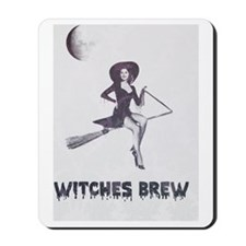 Witches [brew} Mousepad