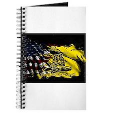 gadsden_kitchen towel Journal
