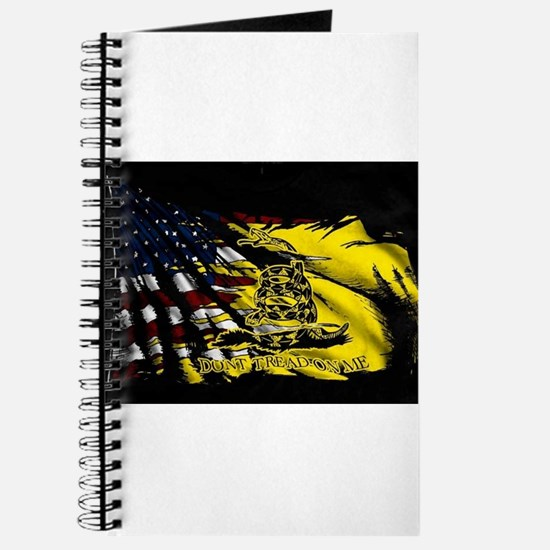 gadsden_kitchen towel Journal