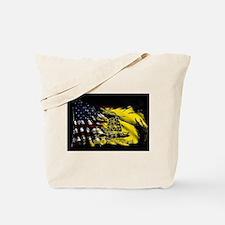 gadsden_kitchen towel Tote Bag