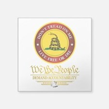 DTOM We The People Sticker