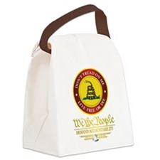 DTOM We The People Canvas Lunch Bag