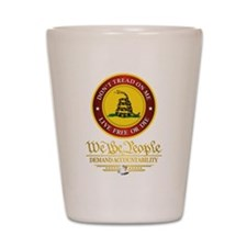 DTOM We The People Shot Glass
