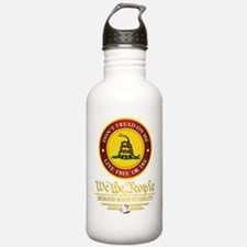 DTOM We The People Water Bottle