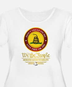 DTOM We The People Plus Size T-Shirt