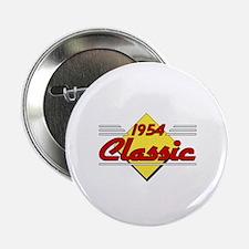 "1954 Classic Birthday 2.25"" Button"
