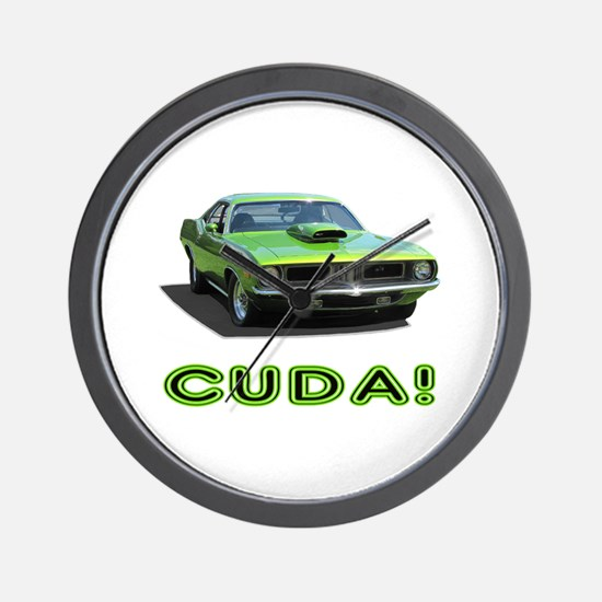 CUDA! Wall Clock