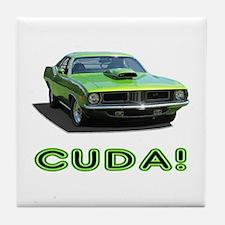 CUDA! Tile Coaster