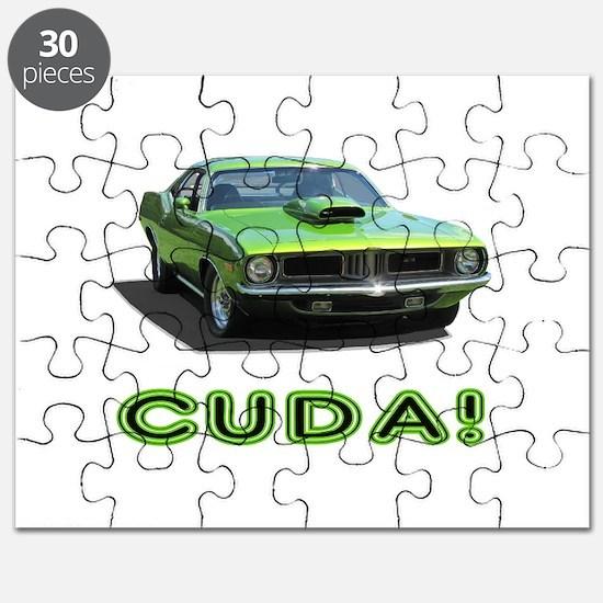 CUDA! Puzzle