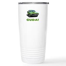 CUDA! Travel Mug