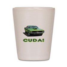 CUDA! Shot Glass