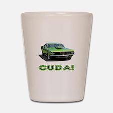 CUDA! Shot Glass