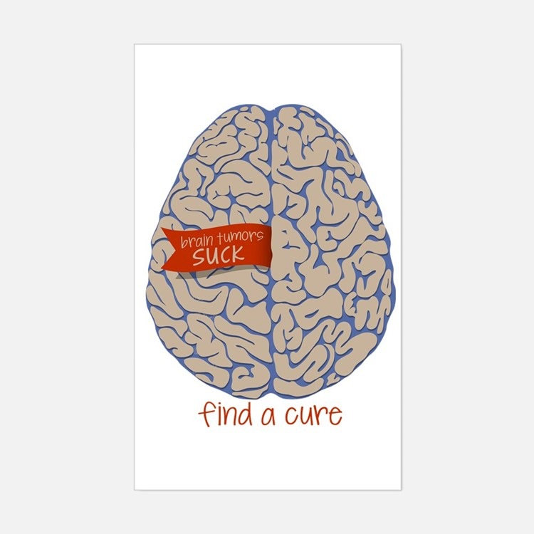 Find A Cure Decal