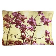 Beautiful magnolia art Pillow Case